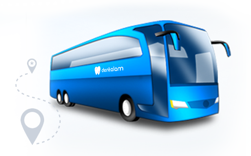 bus transport dentalam france